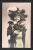 Carnaval. Très Jolie Fillette Déguisée En Page. Costume Héraldique. Carnival Girl In Hiraldic Costume  Of Page. Photo. - Portraits