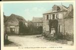 LA CAPELLE-BALAGUIER - L'Ecole Et La Poste - Otros Municipios