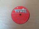 - 78 Tours - Typic - Duarte Orch Bachicha - Inutil - Montparnasse -  Tango Argentin - 78 Rpm - Schellackplatten