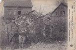 PRES DEJEUNER SOUS LA TONNELLE INCLUDING A YOUNG BOY SOLDIER (MO292) - War 1914-18