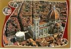 FIRENZE - DUOMO E CAMPANILE DI GIOTTO VG 73 - Firenze