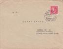 STORIA POSTALE DEUTSCHLAND DEUTSCHES REICH MERZDORF 1943 X BERLIN AUTENTIQUE 100% - Vecchi Documenti