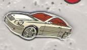 Pin's Voiture MERCEDES - Mercedes