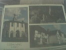 Postcard Used Godalming Views - Surrey