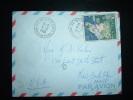 LETTRE PAR AVION POUR ETRANGER TP YT 1426 TOULOUSE-LAUTREC 1,00 F OBL. 11-3-1966 NEUILLY ST JAMES (92 HAUTS DE SEINE) - Poststempel (Briefe)