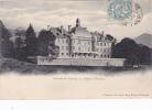 CPA 38 @ CHAUFFAYER ( Champsaur ) @  Près De Grenoble - Château D' Herbeys Construit Entre 1250 Et 1300 @ Cliché 1904 - France