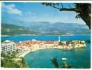 Montenegro, Budva, 1970 Used Postcard [P9863] - Montenegro