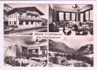 LES CONTAMINES MONTJOIE (74) Hotel Pension L'EDELLWEISS - CPSM GF (Haute Savoie) Restaurant - Les Contamines-Montjoie