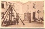 Melsbroeck 6: Pensionnat Des Ursulines. Cour Des Petites 1917 - Steenokkerzeel