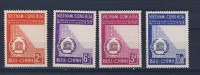 VIETNAM SUD 1958 UNESCO   YVERT  N°81/84 NEUF MNH** - Viêt-Nam