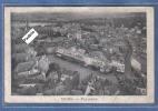 Carte Postale Belgique Mons  Vue Aérienne   Trés Beau Plan - Belgique