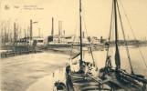 Niel - Cimentfabriek -1922 ( Verso Zien ) - Niel
