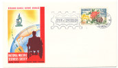 Monaco FDC 6-6-1962 National Multiple Sclerosis Society With Cachet - FDC
