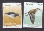 PGL AA0416 - ISLANDE Yv N°1006/07 ** ANIMAUX ANIMALS - Islandia