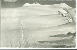 Italy, Venosta: Sports Invernali, La Famosa Discesa Dal Cevedale, 1958 Used Real Photo Postcard [P9893] - Italy