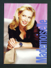 UNITED STATES  -  Mademoiselle Magazine/Advertising Publicity Postcard/Unused As Scans - Fashion