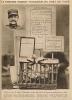 1920 : Le Dernier Pigeon Voyageur Du Fort De Vaux, Colombier De Verdun, Commandant Raynal... - Old Paper