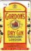 Télécarte * ALCOOL * GORDON'S * DRY GIN * LONDON (138) PHONECARD * Alcohol * DRANK * WINE - Lebensmittel
