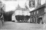 Coutençon 1: Le Château 1908 - France