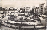Cpsm. Pf. SEVILLA. Plaza De La Encarnacion. 53 - Sevilla