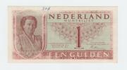 NETHERLANDS 1 GULDEN 1949 VF++ P 72 - 1 Gulden