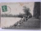 SAINT REMY SUR AVRE (28) - ETANG - AVENUE DES PEUPLIERS - ANIMEE - 1911 - France