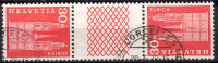 Zu S  67L Obl. CORCELLES (NE) - Zusammendrucke