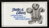 Turks & Caicos 546-48 ** Markenheftchen Royal Wedding 1981 - Turks And Caicos