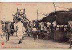 Djibouti..très Animée..la Foire Des Indigènes - Djibouti