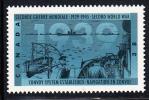 Canada MNH Scott #1262 38c Convoy System Established - WWII - 1952-.... Règne D'Elizabeth II