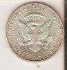 MONEDA DE PLATA DE ESTADOS UNIDOS DE HALF DOLLAR DEL AÑO 1964 - KENNEDY   (COIN) SILVER,ARGENT. - N. Conmemorativas
