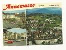 Cp, 74, Annemasse, Multi-Vues,voyagée - Annemasse