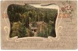 STERNBERK (Sternberg I. Mahren) - Villa Rosa Im Douchebadthal ++ Vers Vienne, 1903 ++++++ #8525 ++ - Czech Republic
