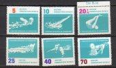 DDR  907 - 912  ** Postfrisch - Ungebraucht