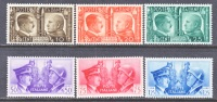 Italy 413-18  * - 1900-44 Vittorio Emanuele III