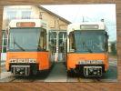 TRAM ( Rijtuig 6023 En 6003 Kust - Details Zie Foto Achterzijde ) ! - Reproducciones