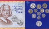 Italia Serie Zecca 1998 Bernini - Mint Sets & Proof Sets