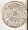 MONEDA DE PLATA DE GUATEMALA DE 50 CENTAVOS DEL AÑO 1962  (COIN) SILVER,ARGENT. - Guatemala