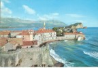 Montenegro, Budva, 1971 Used Postcard [P9929] - Montenegro