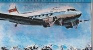 Classic Air - Fascination Hiver '94/95 - Douglas DC-3 - Avion