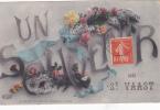 SAINT VAAST EN CAMBRESIS   Un Souvenir De St Vaast - France