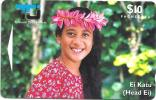 COOK ISLANDS $10  POLYNESIAN  GIRL WOMAN ONE OF ONLY 5 GPT ISSUED READ DESCRIPTION !!! - Cook Islands