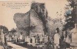 21 CHATILLON Sur SEINE  Historique RUINES Château Duc De Bourgogne Détruit 1597 Et Le CIMETIERE 1923 - Chatillon Sur Seine