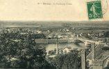 CPA 58 DECIZE LE FAUBOURG D ALLIER 1910 - Decize