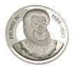 Henri IV - Médaille En Argent - 34mm - 16,58gr. - France