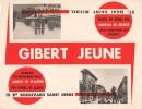 GIBERT JEUNE VOS LIVRES DE CLASSE A SAINT DENIS - Stationeries (flat Articles)