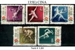 Cina-135E - 1949 - ... Repubblica Popolare