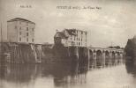 78 - POISSY - CPA - Le Vieux Pont - Poissy