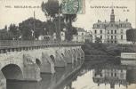 78 - MEULAN - CPA - Le Petit Pont Et L'Hospice - Meulan