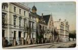 Cpa  Allemagne  Steinau  A.  Oder  Poststrasse  STM5 - Schlesien